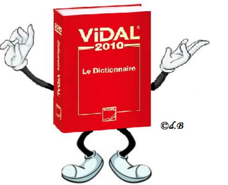 Prénom : Vidal !