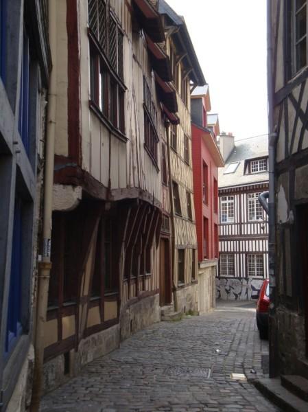 Rue du Petit Mouton
