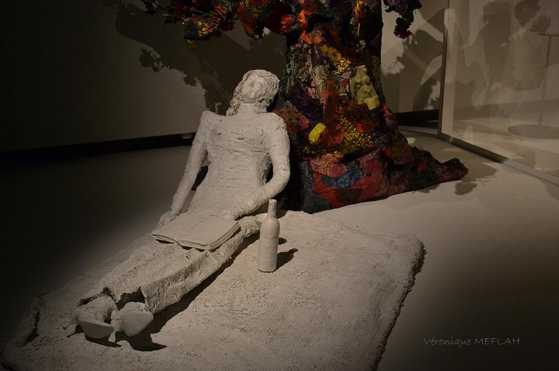 """Exposition Niki de Saint Phalle : """"La mariée à cheval"""" et """"La mariée sous l'arbre"""""""