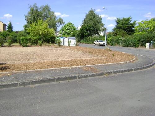Un nouveau concept d'aménagement d'espaces verts à Sully-sur-Loire : l'aménagement par le vide