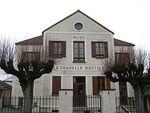 La mairie de la Chapelle-Moutils