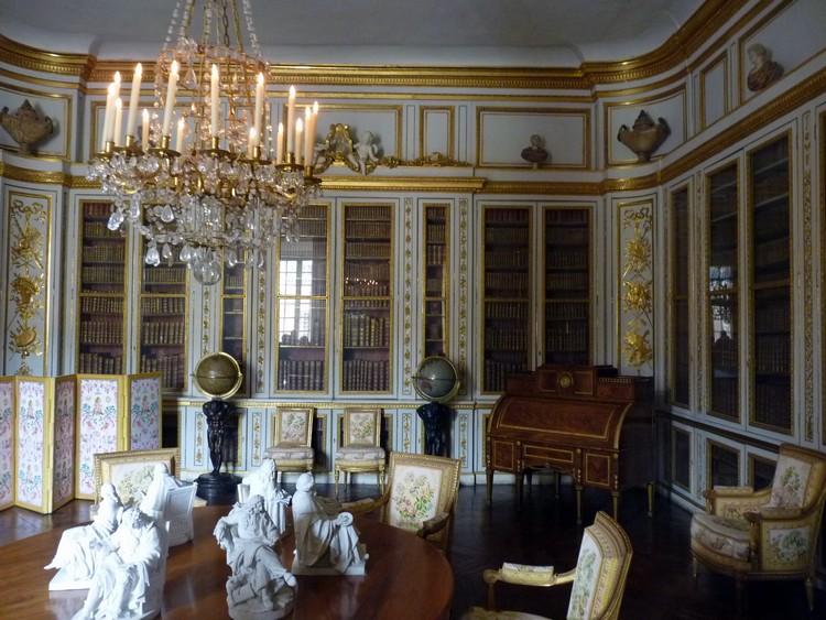 Bibliothèque de Louis XVI