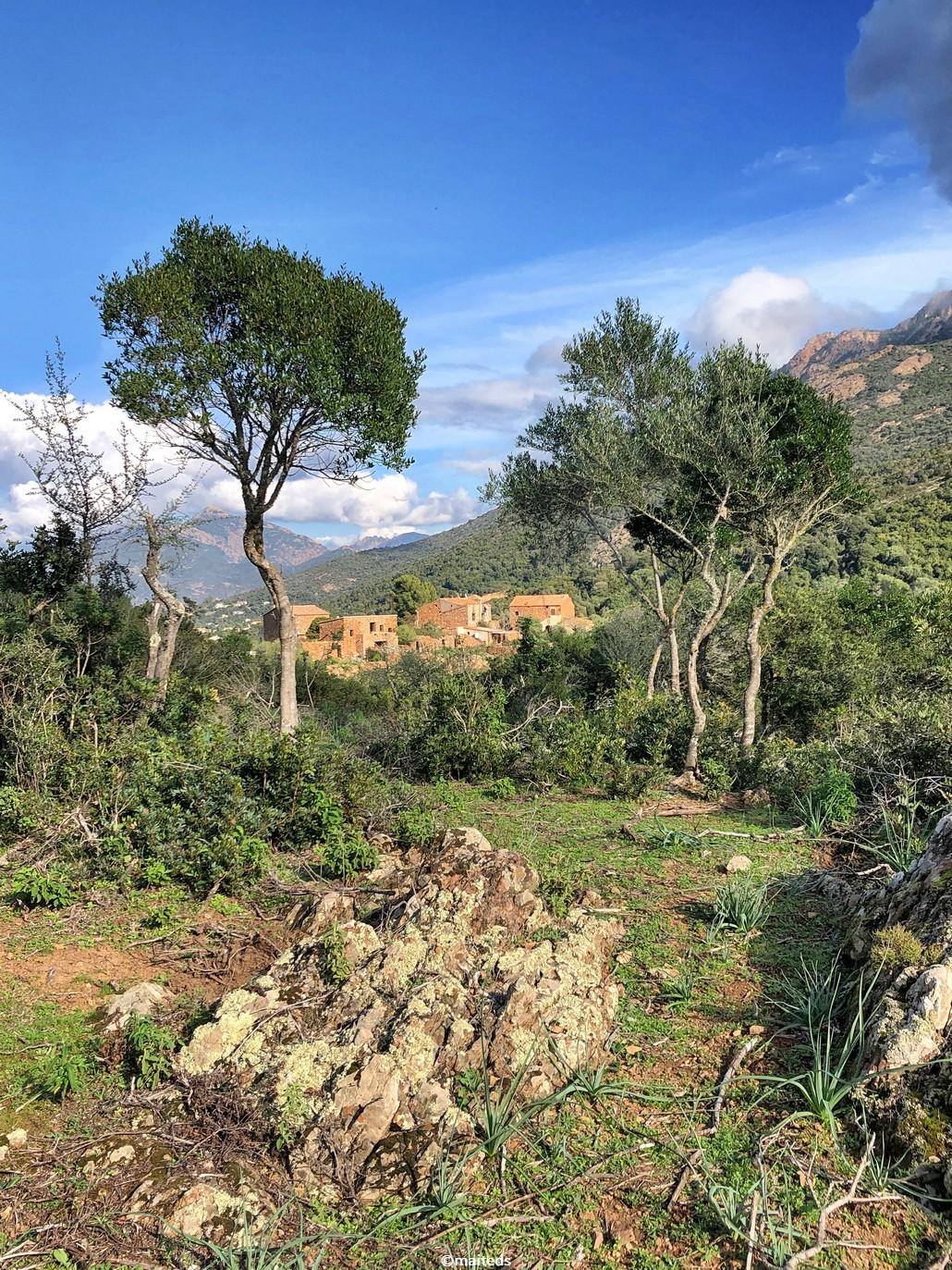 Un dimanche de reconfinement en Corse