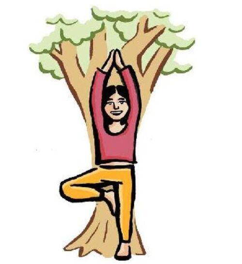 7 postures pour le calme et le développement de saines habitudes!