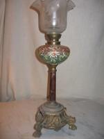 lampes sur colonne