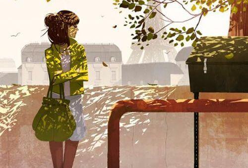 femme-a-cote-d-un-arbre-attendant-500x338