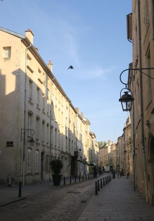 La Grande Rue à Nancy