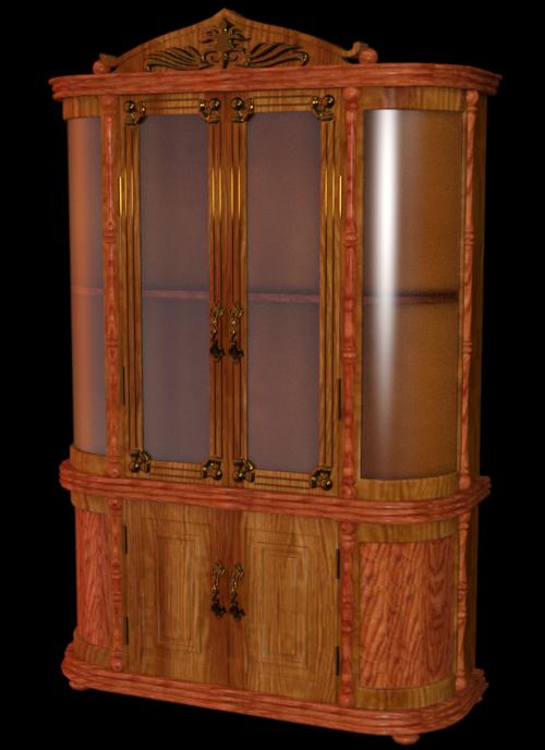 Tube de bibliothèque (render-image)