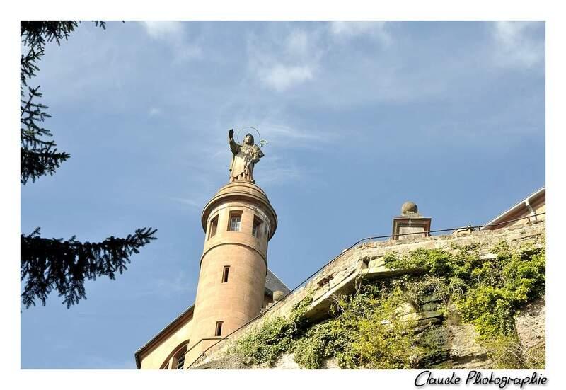 Mont Saint Odile - Bas Rhin - Alsace - 05 Septembre 2014
