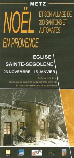 Noël en Provence....