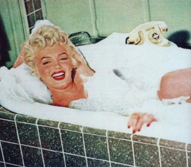 STRESS - les vertus du bain
