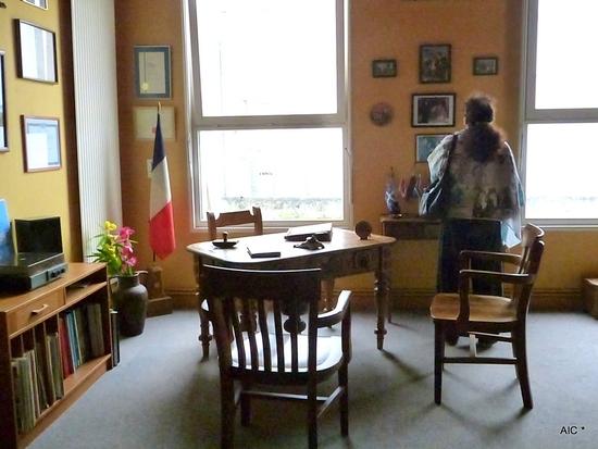 Le bureau du consul