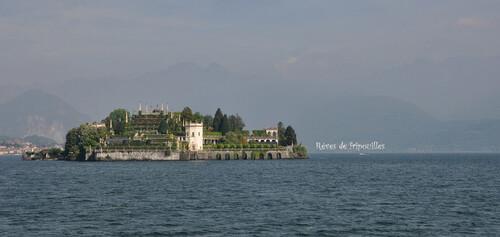 Notre séjour en Italie - 1/3 - Stresa, l'Isola Bella sur le Lac Majeur