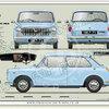 Austin 1100 MkII 2 door 1967-71