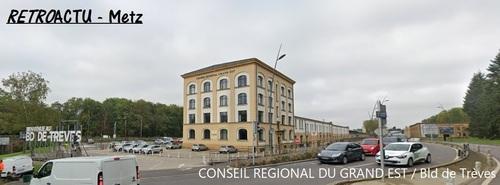 Ancienne Ville - Boulevard de Trèves