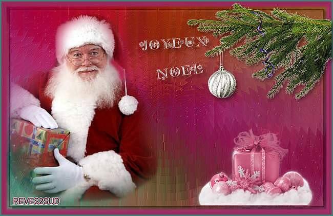 Joyeux Noël à vous tous.