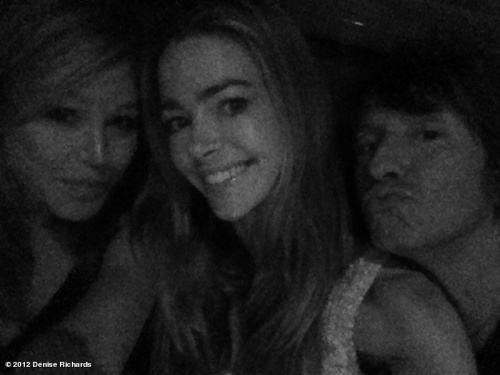 Richie Sambora et Denise Richards à Nashville