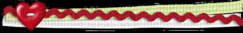 Dentelles verticales et diverses png