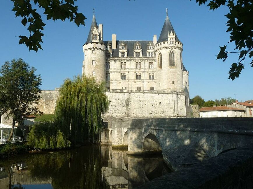 La Rochefoucauld (Charente)