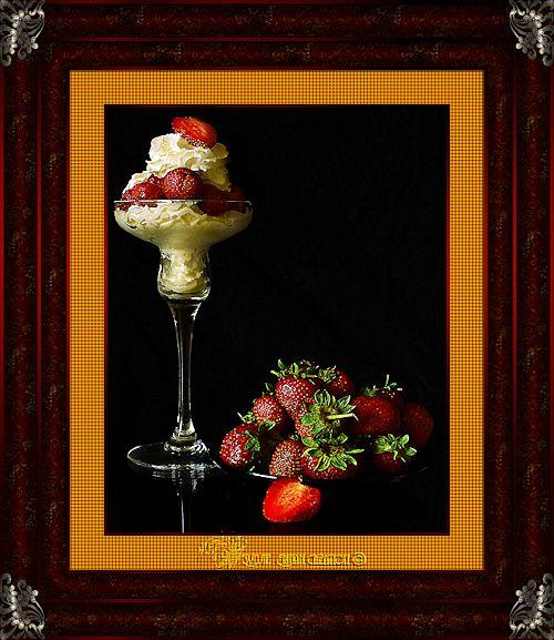 Cadre fruits 10