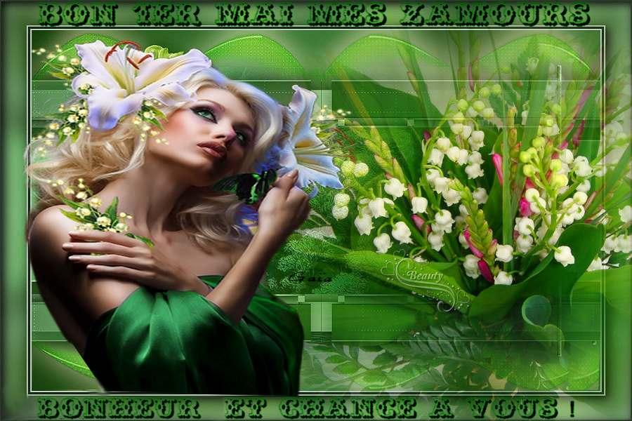 Bon 1er Mai mes zamours!!!Servez vous!!