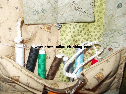 Pochettes de couture