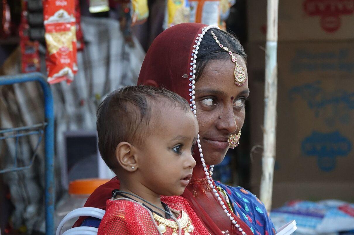 Rajasthan ~ Portraits et Scènes de Vie