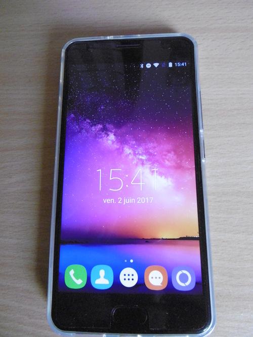 Smartphone OUKITEL K6000 Plus 4G