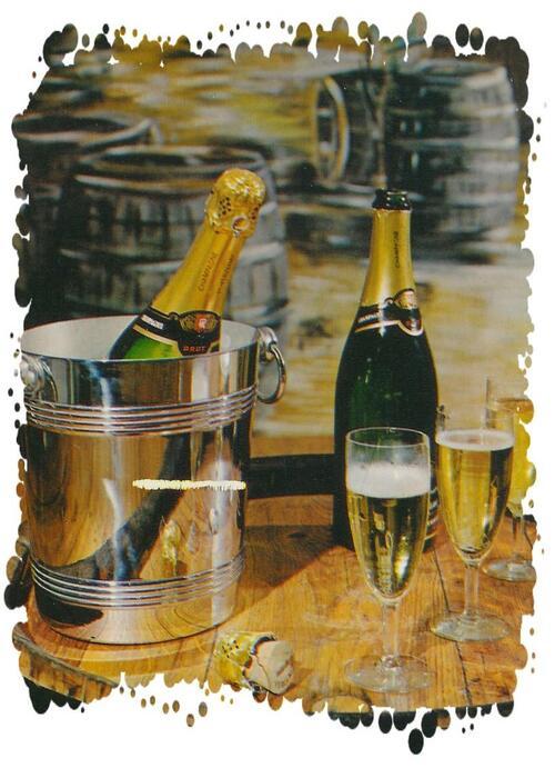 Des bulles pour ... l' An nouveau .......