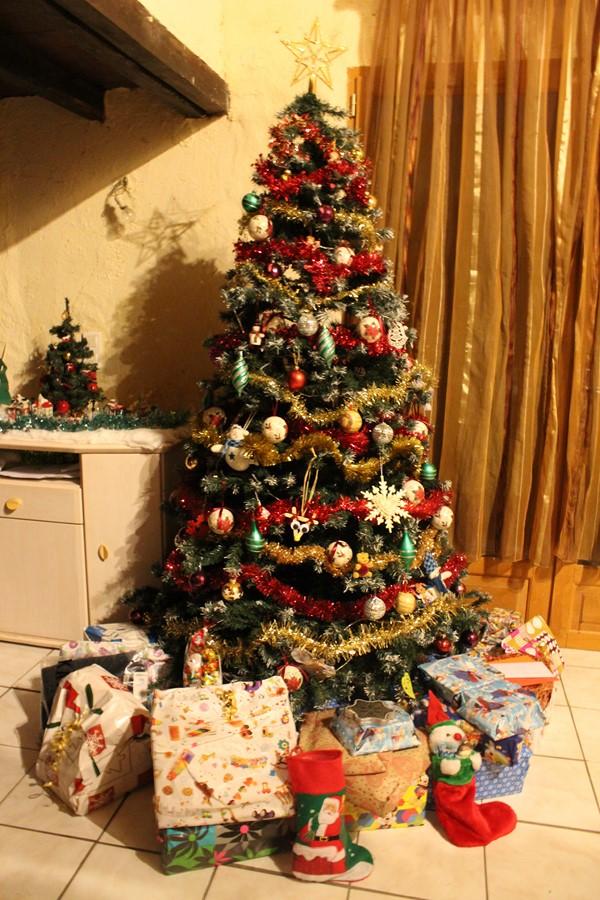 Le Père-Noël est passé!