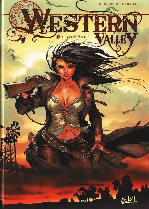 BD - Western Valley, tome 1