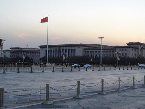 """Journée 9: le tombeau de """"MAO"""""""