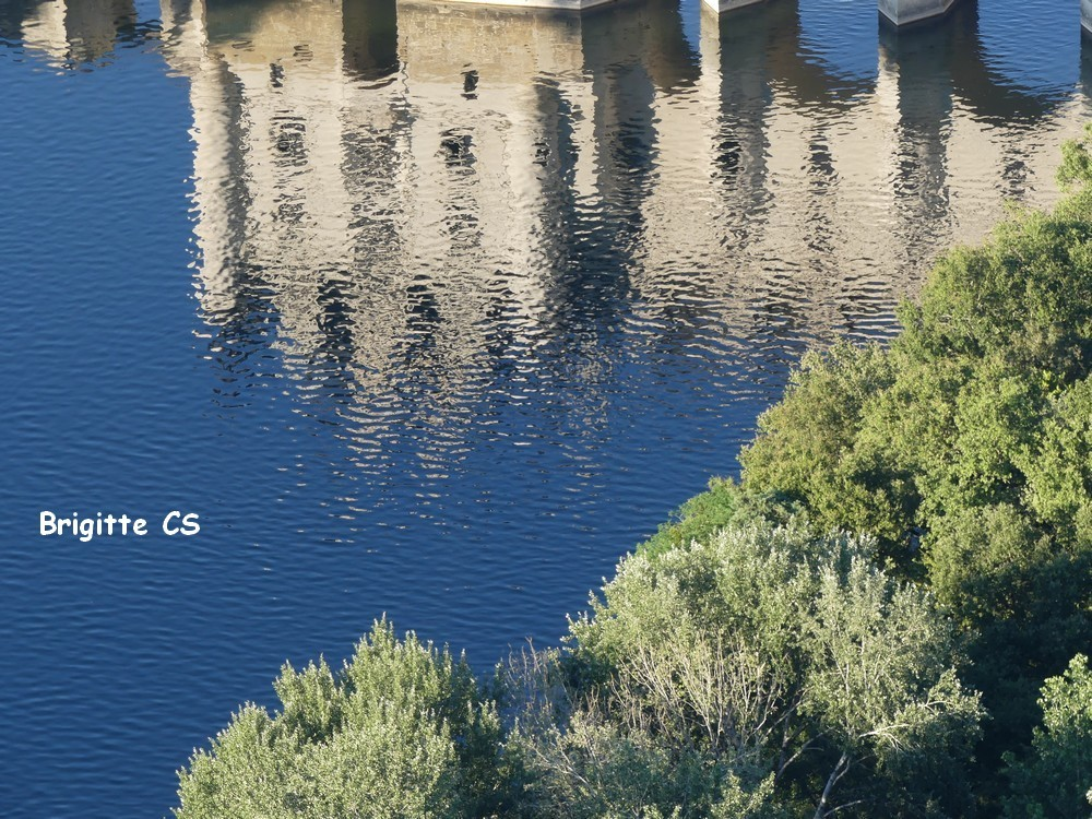 Vol en montgolfière : survol du château de Chenonceaux...