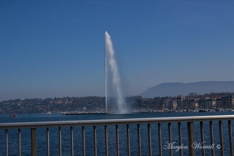 Suisse : Halte à Genève