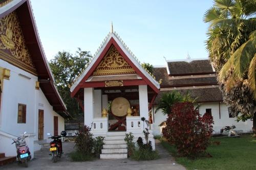 Le Vat Visoun à Louang Prabang