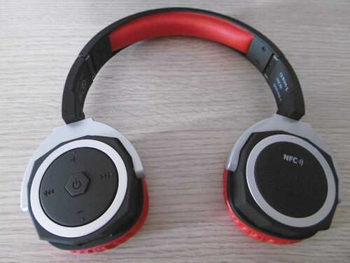 Zinsoko NB-6 Casque Bluetooth