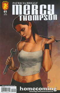 Mercy Thompson : Homecoming,  Patricia Briggs