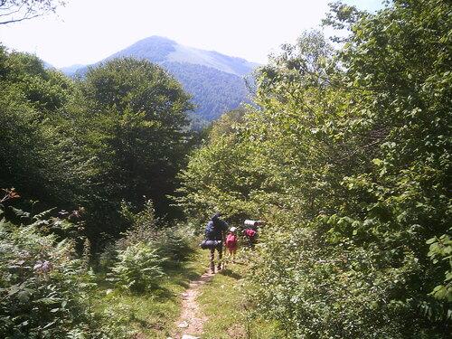 Bivouac (2 nuits) : plateau deus Coigts (Vallée d'Ossau) - 64
