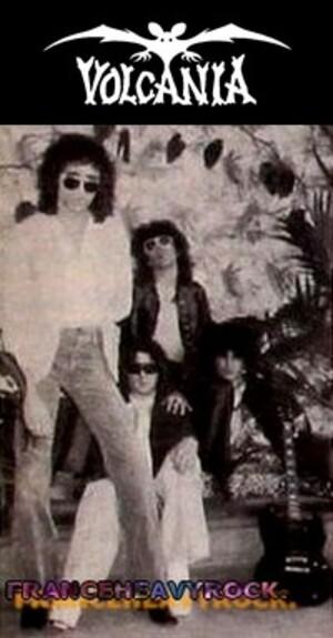 HLM - VOLCANIA - HLM - PARIS  (1974-1979)