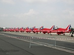 BAe Hawk Red Arrows