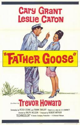 Father goose movie poster 1965 1020205367