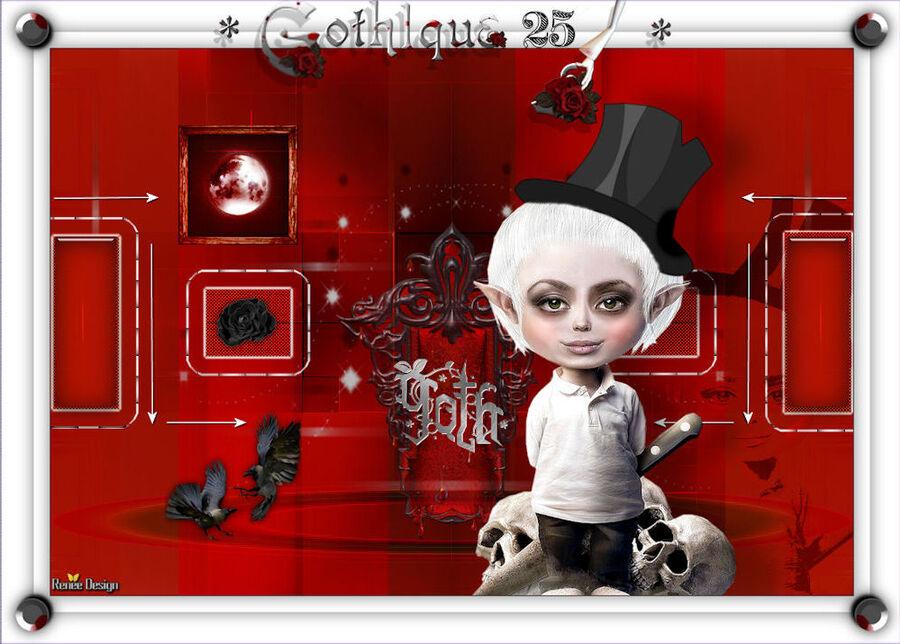 Gothique 25