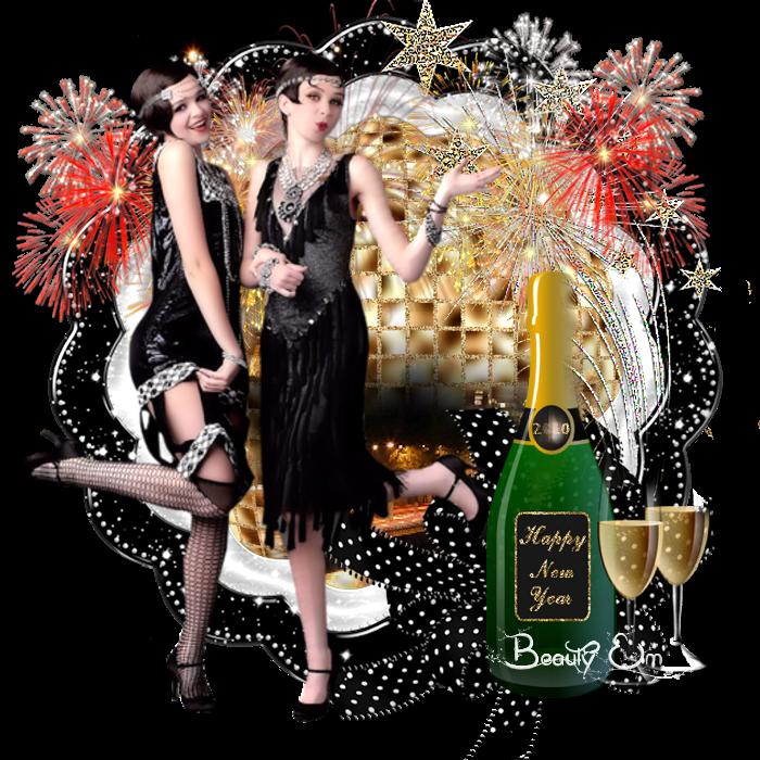 Tags divers Nouvel Année 4