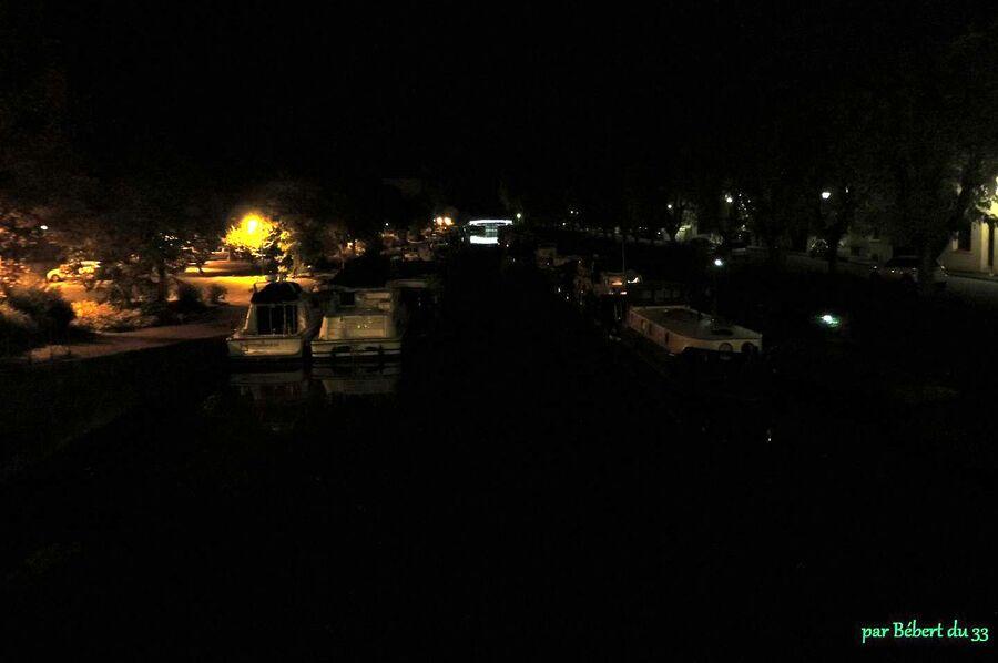 le soir à Moissac (82)