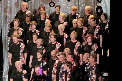 Le concert 2012 de la chorale des Sans Voix de Châtillon sur Seine