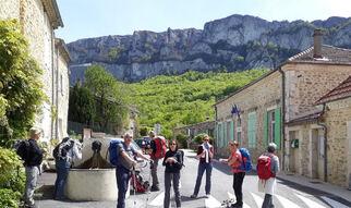 7 mai 2019 - Serre-Gros et la montagne du Poët