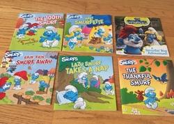 Des livres d'occasions pour un calendrier de l'avent.