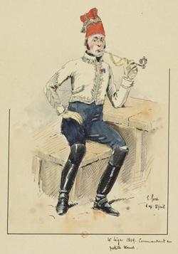 Le capitaine Courtot aux Lucs-sur-Boulogne ?