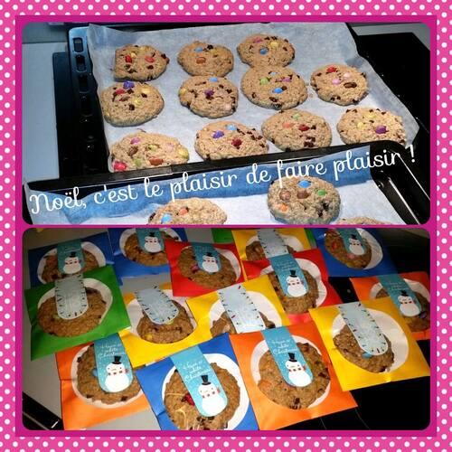 des cookies pour enfants sages