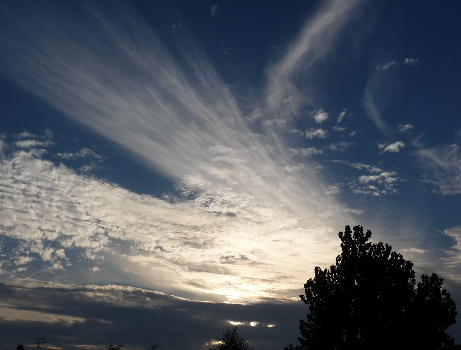 Le ciel d'Amiens